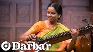 Amazing Carnatic music by Jayanthi Kumaresh | Raga Shanmukhapriya | Music of India