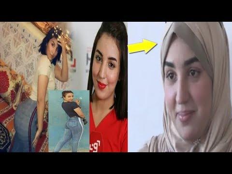 شوفو كيف كانت وكيف أصبحت كاردشيان المغرب بعد إرتدائها الحجاب