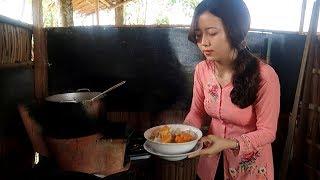Huỳnh Như làm món Đu Đủ hầm Giò Heo ngon và bổ dưỡng  | Thôn Nữ Miền Tây Tập 74
