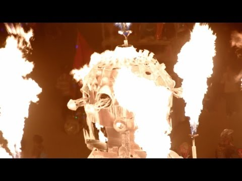 'Spark: A Burning Man Story' Trailer