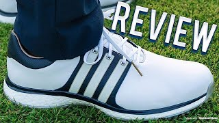 Adidas Tour 360 XT Spikeless Golf Shoes Full Review | Better than Pro SL? Find out NOW!