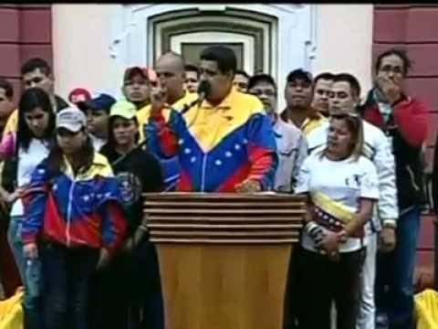 La nueva cagada de Maduro!