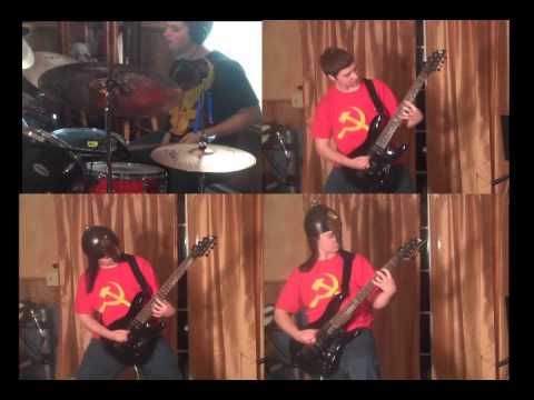 Tyr-Shadow of the Swastika Guitar/Drum cover