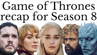 Game of Thrones recap for Season 8 – everything you need to know