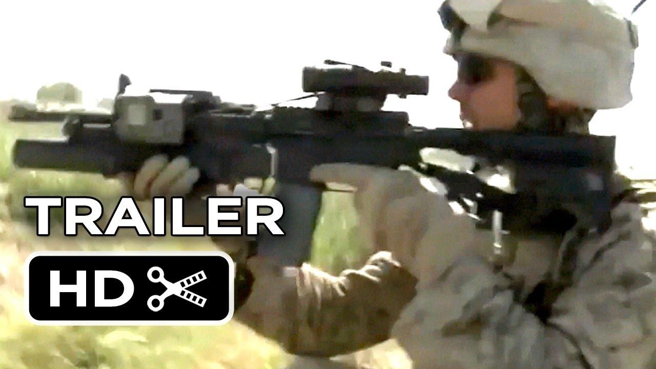The Hornet's Nest Official Trailer #1 (2014) - War Documentary HD