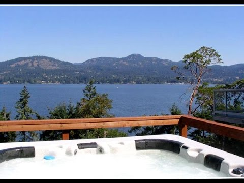 Sooke Vacation Home on Beautiful Vancouver Island BC