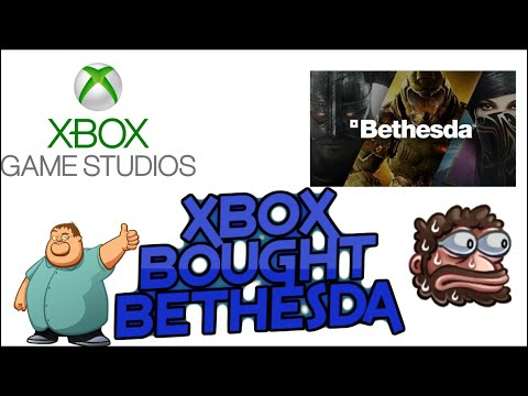 Xbox Buys Bethesda For 7 BILLION Dollars - Microsoft Now Owns Starfield
