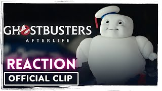 Ghostbusters: Afterlife - Mini-Pufts Character Reveal Clip (2021) - Reaction