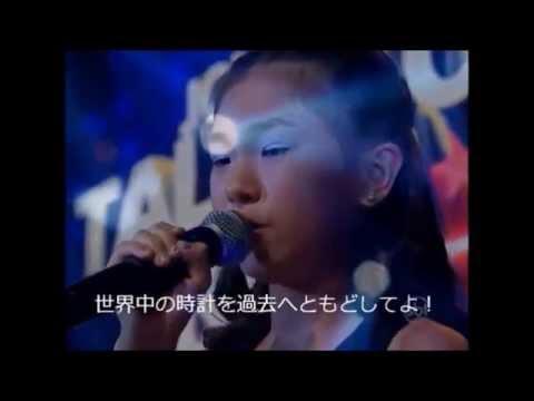 Yasminちゃん「昭和人を泣かす歌、7曲」