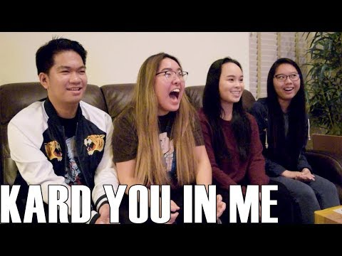 KARD - You In Me (Reaction Video)