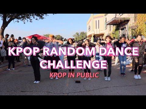 [KPOP IN PUBLIC][DYSKO] Dallas Korean Fest Random Play Dance