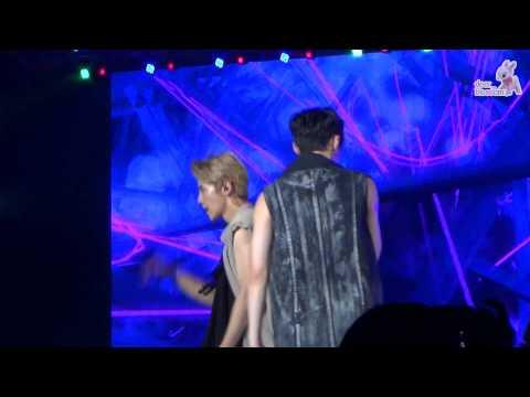 [EXO fancam] 140815 MAMA (Luhan Cut @ SMTOWN LIVE in SEOUL)
