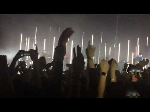The 1975 - The Sound Live - Manchester Arena 2016