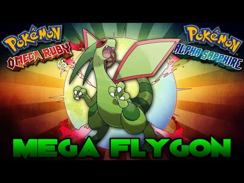 Pokémon: Game Freak annuncia Mega Flygon