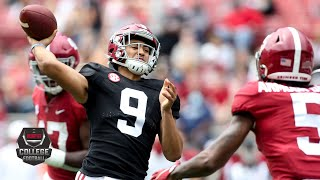 2021 Alabama Spring Game Highlights | ESPN College Football