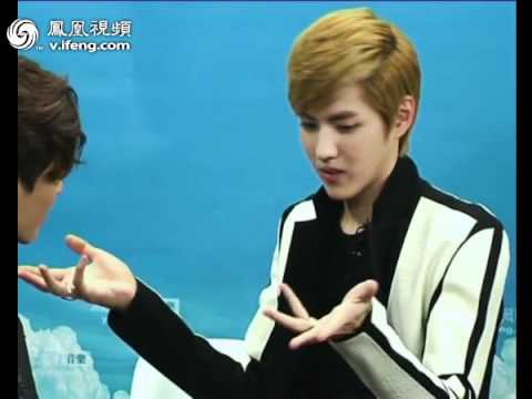 120613 Ifeng Interview - EXO-M