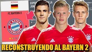 RECONSTRUYENDO AL BAYERN 2!!! - FIFA 20 Modo Carrera
