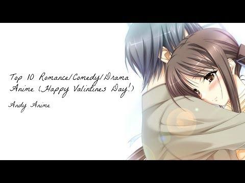 Top 10 Romance Comedy Drama Anime