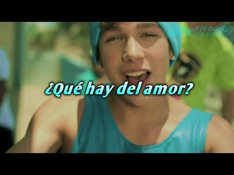 Baixar Austin Mahone - What About Love (Letra Español)