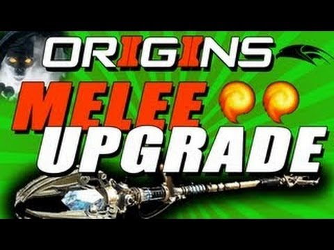Black Ops 2 Zombies Origins MELEE UPGRADE TUTORIAL - BO2 Easter Egg - Ancient Challenge Reward - Smashpipe Games