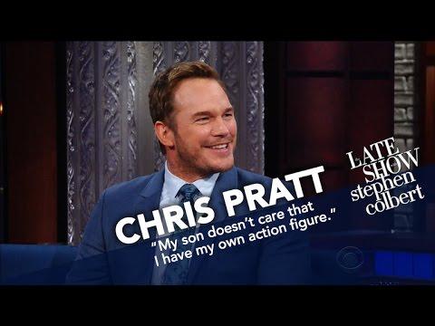 Chris Pratt's Wife Wasn't Into His Love-Making Mixtape