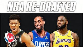 Who goes No. 1 if the NBA started over? | The Hoop Collective