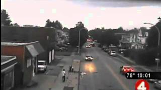 Cameras catch two shootings in Buffalo