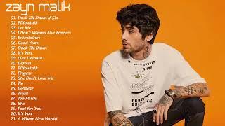 Zayn Greatest Hits Full Album 2020 - New best Songs Of Zayn Malik