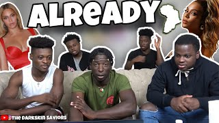 Beyoncé, Shatta Wale, Major Lazer – ALREADY (Official Video)(Reaction)