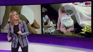 Poor Babies Don't Deserve Diapers | Full Frontal with Samantha Bee | TBS