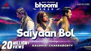 Saiyaan Bol – Kaushiki Chakraborty (SUFISCORE) Video HD