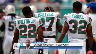 Charles Woodson on Locker Room Impact of Dolphins' Tanking | The Rich Eisen Show | 9/18/19