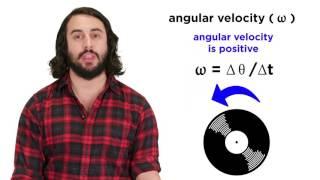 Angular Motion and Torque