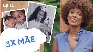 Mix Palestras | Isabel Fillardis, mãe de 3 | Boas Vindas GNT