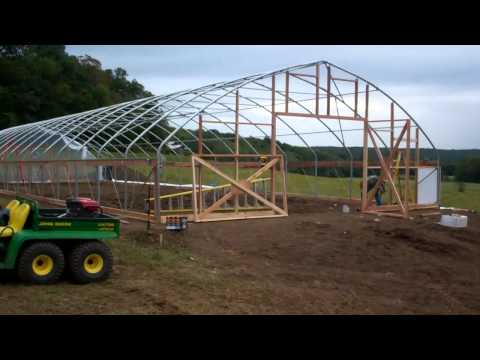 how to build a cheao greenhouse