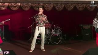 ព្រាប សុវត្តិ Preap Sovath sing at Philadelphia, PA on Khmer New Year Party (06-April-2019)