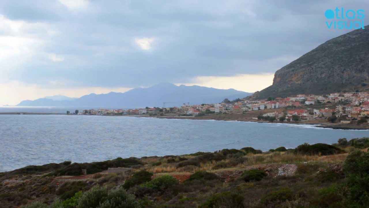 Monemvasia Peloponnese