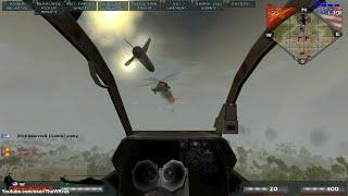 [1080p] Battlefield Vietnam Online — Defense of Con Thien Gameplay (#2)