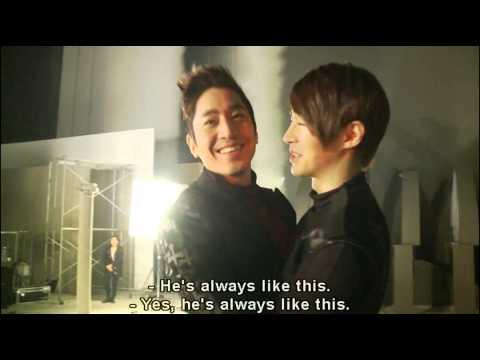 Eng Sub Eric Shinhwa Hugs Members