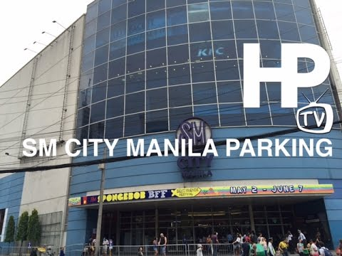 SM City Manila Podium Parking by HourPhilippines.com