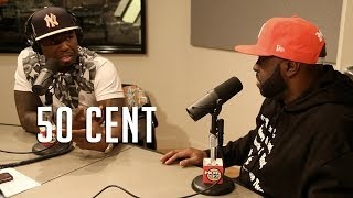 """50 CENT """"MA$E ain't worth $2mil w/ $2mil in his pocket"""""""