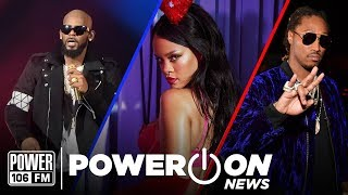 """R. Kelly's Birthday Raided by Police + Future Drops """"THE WIZRD"""" Documentary"""
