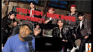 Stray Kids - Back Door (Reaction) 스트레이 키즈 백도어