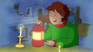 ᴴᴰ BEST ✓ Caillou - The Little Bird | Lights Out | Caillou's Check Up | Calling Dr. Caillou (S02E07)