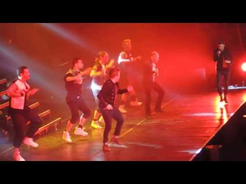 911 - Body Shakin', O2 London, The Big Reunion Tour 14/05/13