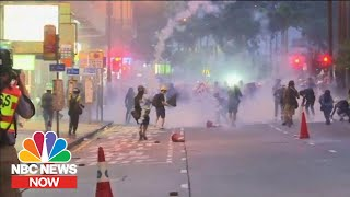 From 1997 To 2019: A Timeline Of Hong Kong Tension | NBC News Now
