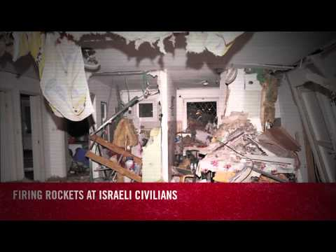 Operation Protective Edge: Hamas Violates International Law - idfnadesk  - jOAVEpfusvQ -