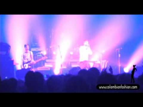 Evento Diesel concierto Cut Copy