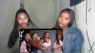 Little Mix - Rihanna Cover Love On The Brain REACTION