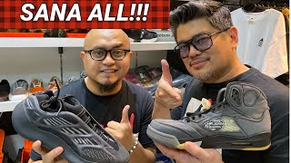 I COPPED THE HYPE JORDAN 5 OFF-WHITE & YEEZY 700 V3 ALVAH BEFORE ITS RELEASE